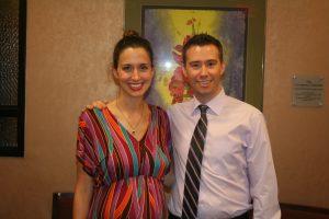 Dr. Erika Lentini and Dr. Matthew Detar